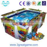 Newest shooting gambling game machine for young people