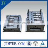 Taizhou Huangyan crate mould for injection,plastic injection mould manufacturing,custom mold