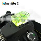 Hot Shoe Bubble Level - 2 Axis Camera Spirit Level
