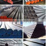 hot sale ASTM A53M,ASTM,GrB,API 5L,GB/T8162 Standard top quality galvanized ERW composite steel pipe