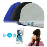 Soft Warm Beanie Hat Wireless Bluetooth Smart Cap BT Headset Headphone Speaker Mic Bluetooth Hat