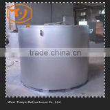 [TY]Natural Gas Fired Crucible Furnace For Melting Aluminum