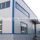 Prefabricated steel workshop Prefabricated steel warehouse Steel framed workshop warehouse
