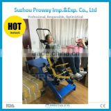 2016 Hot Sale PWS-5T2 Electric Type Wheels Stairs Climb Stretcher(Only ONE Person can Operate)