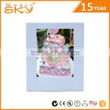 Wholesale precision machinery production 4R-6R lovely plastics graduation photo frame