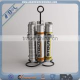 Aluminum Slug Shot Blasting /tumbing For Cigar Tube Aerosol Canbottle Aluminum Slug Manufacturer From China