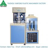 5 liter cooking oil plastic bottle semi automatic blow molding machine price in taizhou from YF-B5