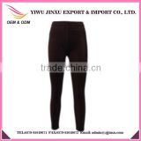 Wholesale Top Quality Seamless Corduroy Tights Fashionable Comfortable Fitness Ladies Ankle Leggings