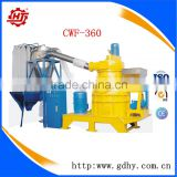 CWF-360 Hui zhou ginger powder grinding pulverizer machine for coffee ,paprika ,flour.versatility pulverizer