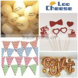classical USA Australia photo booth props party wedding events decorations 2015