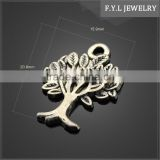 [12944-999] Korean jewelry accessories manufacturers supply small pendant necklace retro alloy fittings factory