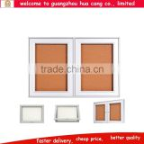 New design A0,A1,A2,A3,A4 photo picture frame , aluminum frame , silver snap frame