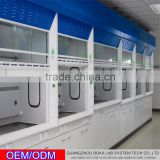 Standard Type steel chemical fume hood with ventilation system                                                                         Quality Choice