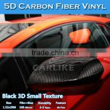 1.52*20M Three Layers CARLIKE Car Wrap Vinyl 5D Carbon Fiber Vinyl                                                                         Quality Choice