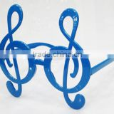Musica Note Party eye glasses, Hallowen eye galsses, Fashion eye glassess with customized shape