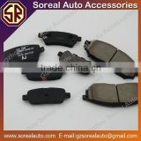 Use For TOYOTA LEXUS IS300.GSE22.GS30/35/43/460.GRS/URS/UZS190 Brake Pads 04465-30410