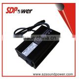 new design 120w battery charger for forklift Truck, cleaning devices