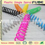 2015 top sale Plastic spiral coil For office supply                                                                         Quality Choice