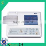 High-Quality Disposable Auto Handheld ECG with Thermal Paper
