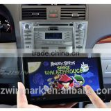 Popular 2 din 7'' HD capacitive screen car dvd player car radio DM7851C with 3G,WIFI, ipod, Android 4.0 OS etc for Toyota-camry