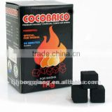 Hong qiang cube indonesia coconut charcoal