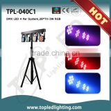 Alibaba Trade Assurance Stage Light 28x3W Music-activated LED Par System