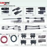 pv spare parts for solar system pv connector pv cable pv hanger pv junction box -carspa and sunpulse