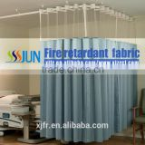 XJ Certificate High-Grade Permanent Flame Retardant Medical Equipment Used Hospital/Hotel Curtains