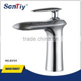 Good Quality Extended Pull Out High Rise Two Functions Kitchen Faucet 83101