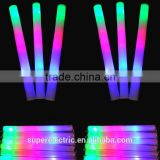 China manufacturer high quality wholesale custom light up led foam stick                                                                         Quality Choice