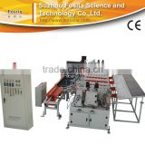SGK Series Fully automatic double pipe belling and packing machine, auto pipe expanding machine