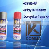 450ml MSDS Aerosol Metallic Effect Acrylic Spray Paint
