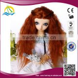 High quality japanese doll wig for american girl doll