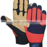 CE Certified Rope Rescue Glove with Rope Channel Zone/Outdoor Sports Glove [Inventory Product] - 2370