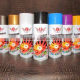 Aerosol Rubber Spray Car Paint peel off rubber spray paint fast dry rubber spray car paint