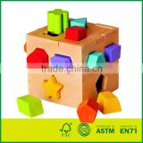Wooden toy kit