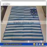 Top Quality PP Woven Customized Size Beach Picnic Blanket