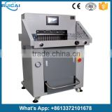 Industrial Guillotine Paper Cutting Machine 670mm