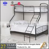 3 sleeper bunk bed Twin over Twin Convertible Metal Bunks