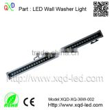 LED Wall Wash Indoor 18x8W Quadcolor RGBW 4in1