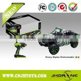 High speed rc toys 2.4G 4WD short truck rc car 1:18 electric car buggy with 20km/h speed suv rc car