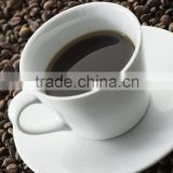 coffee and coffee bean oil painting pictures printed on canvas
