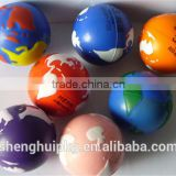 Wholesale OEM Available PU color change stress ball/PU stress ball with logo/PU stress ball