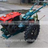 mini hand power tiller walking tractor diesel motocultor