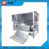 sheep slaughter machine /small capacity sheep slaughtering line/sheep hair removal machine
