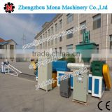 Parallel Twin Screw Extruder WPC Wood Plastic Granulator Machine