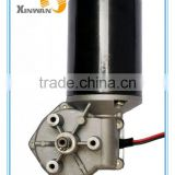 DC 12V/24V worm gear motor for welding wire feeder machine