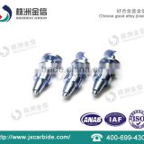 Hot sale Aluminum snow tire studs bicycle studded/motorcycle /shoes/atv with traction studs