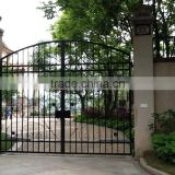 Bisini New Design Wrought Iron Gates, Garden Gate With Low Price