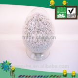 Eco-firendly plastic material100% compostable biodegradable PLA pellet/resin for blown bottle